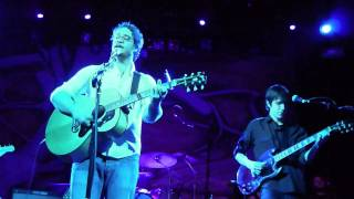 "Amos Lee LIVE ""What"
