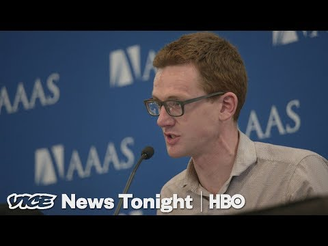 "Climate Scientists Are Leaving The U.S. To ""Make Our Planet Great Again"" (HBO)"