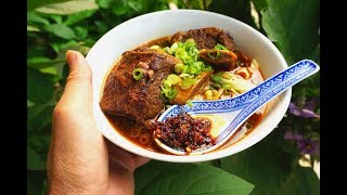 Braised Beef NoodlesChinese Beef Noodle Soup