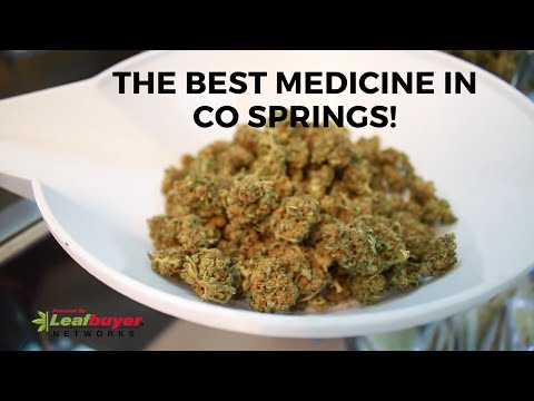 Dispensary Highlight - Rocky Mountain Miracles in Colorado Springs, CO