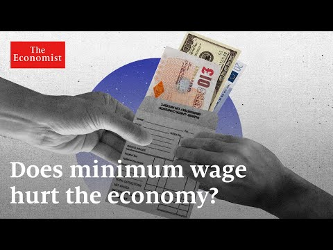 The minimum wage: does it hurt workers? | The Economist