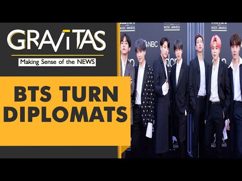 Gravitas: K-pop band BTS appointed as diplomats