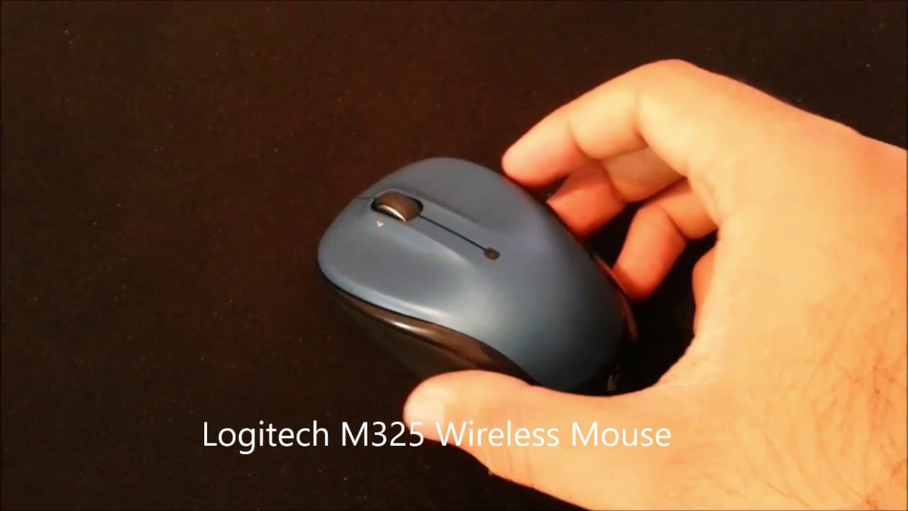 Logitech M325 Wireless Mouse Full Review