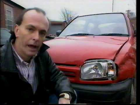 Old Top Gear 1997 - Accident Damaged Write-off's