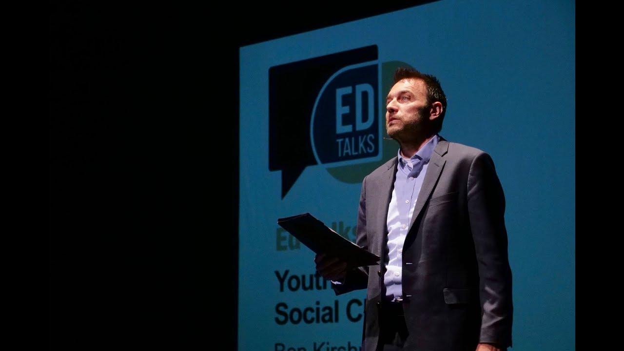 Youth Activism and Social Change — Ben Kirshner | Ed Talks Fall 2018
