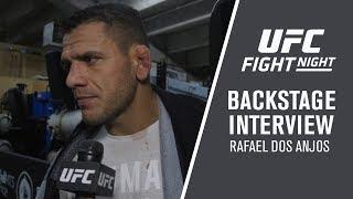 Fight Night Winnipeg: Rafael Dos Anjos -