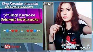 Rela Demi Cinta Cover smule Viona(karaoke).540p