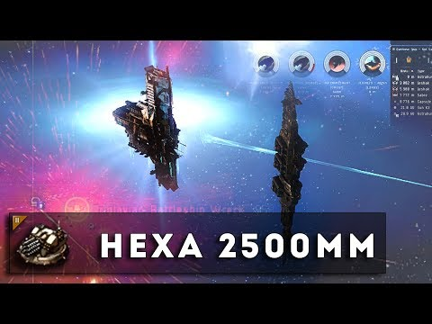 MAGIC OF 2500mm HEXA | ENG Subs