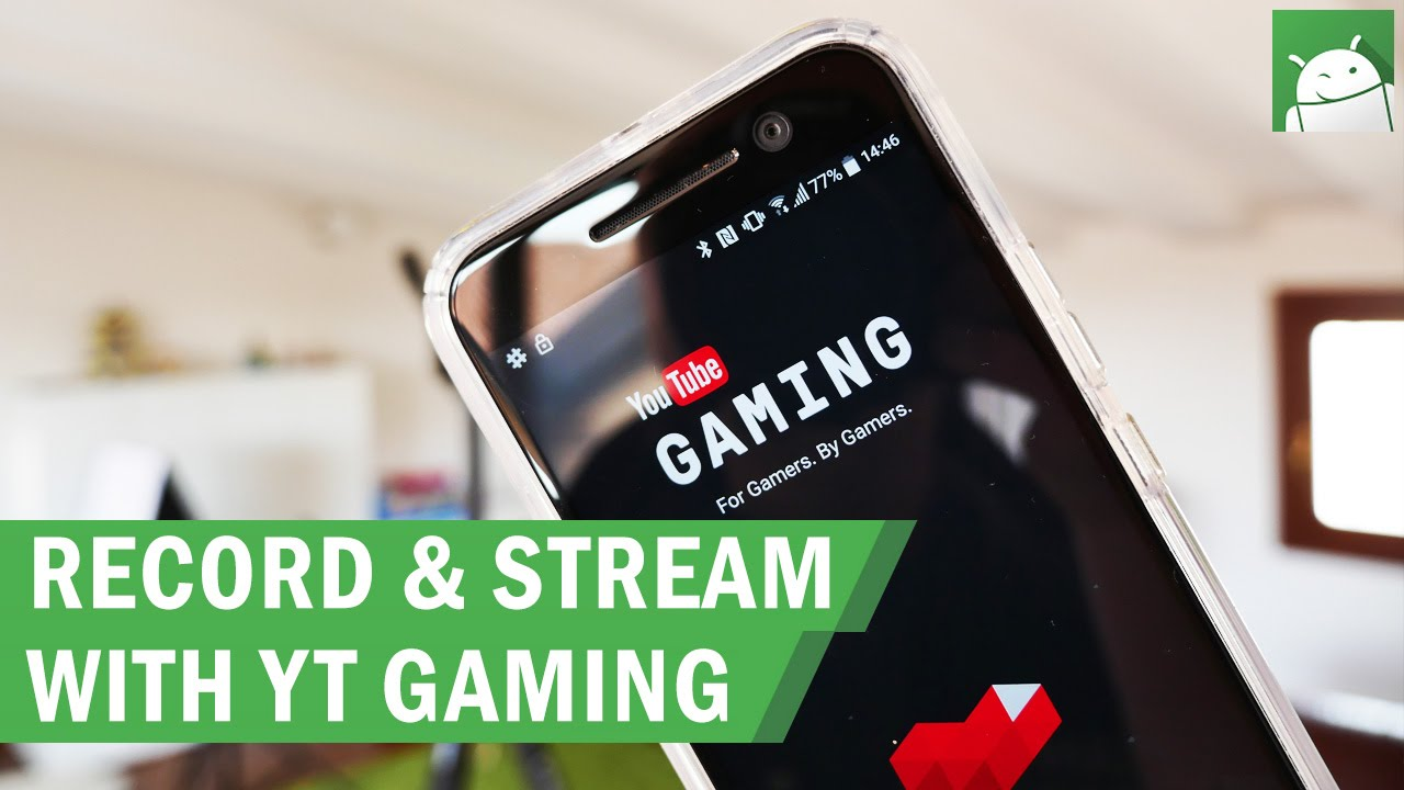 how to record live stream from youtube
