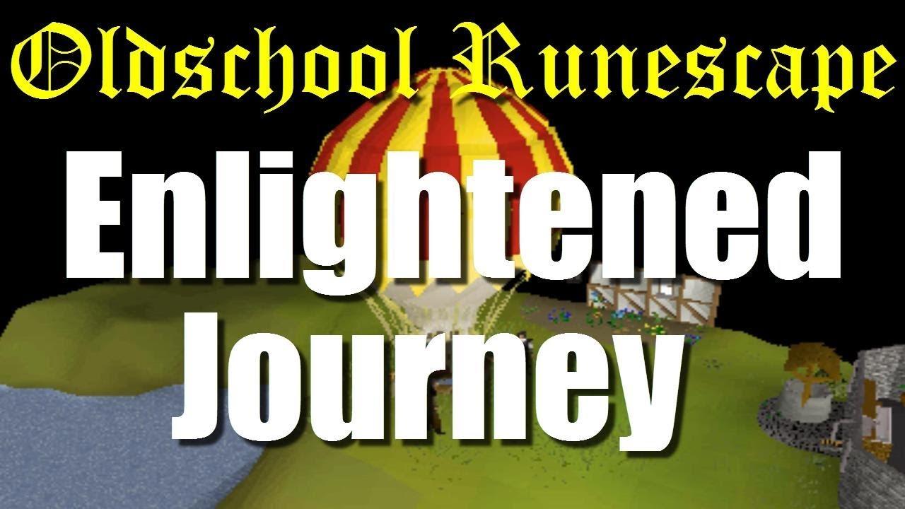 OSRS Enlightened Journey Quest Guide