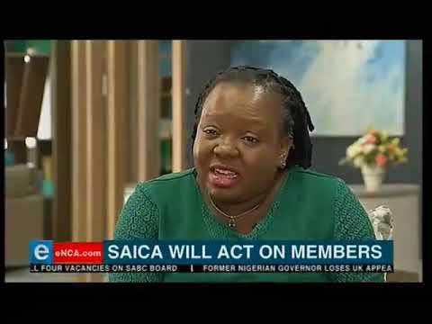 SAICA Acting CEO Fanisa Lamola