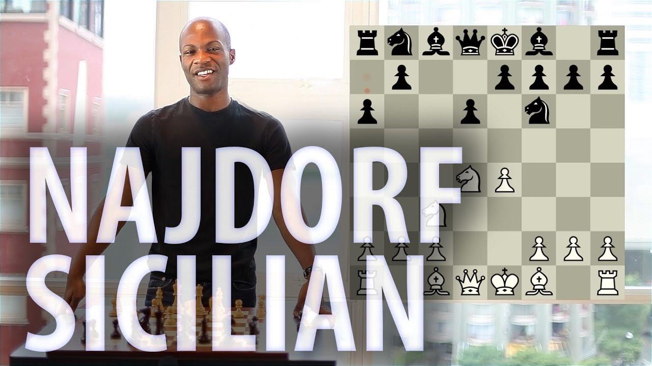 Chess Openings: Najdorf Sicilian • Free Chess Videos • lichess org