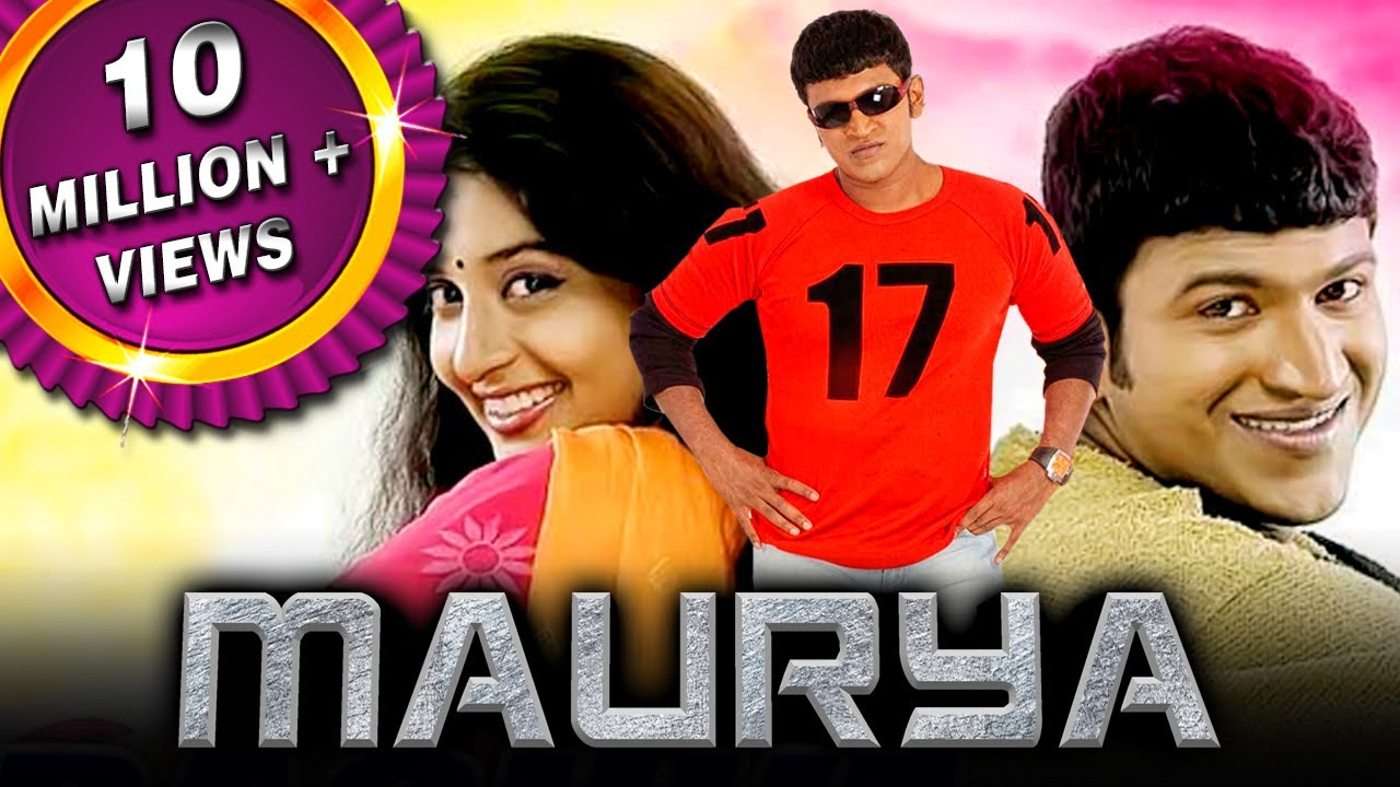 Maurya (2019) New Hindi Dubbed Full Movie | Puneeth Rajkumar, Meera Jasmine, Roja