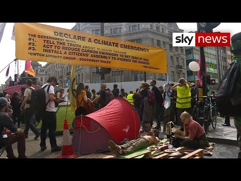 Are Extinction Rebellion's demands realistic?