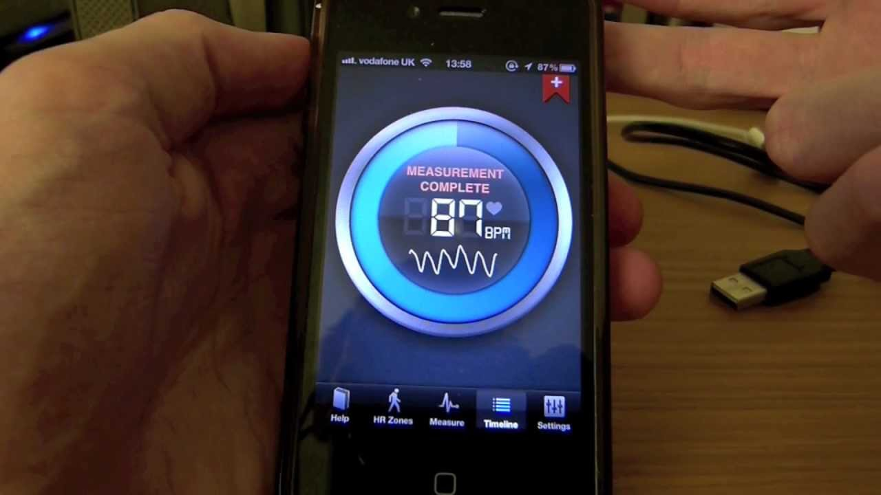 Heart rate apps such as pulse phone and heart rate - Heart Rate Apps Such As Pulse Phone And Heart Rate 16