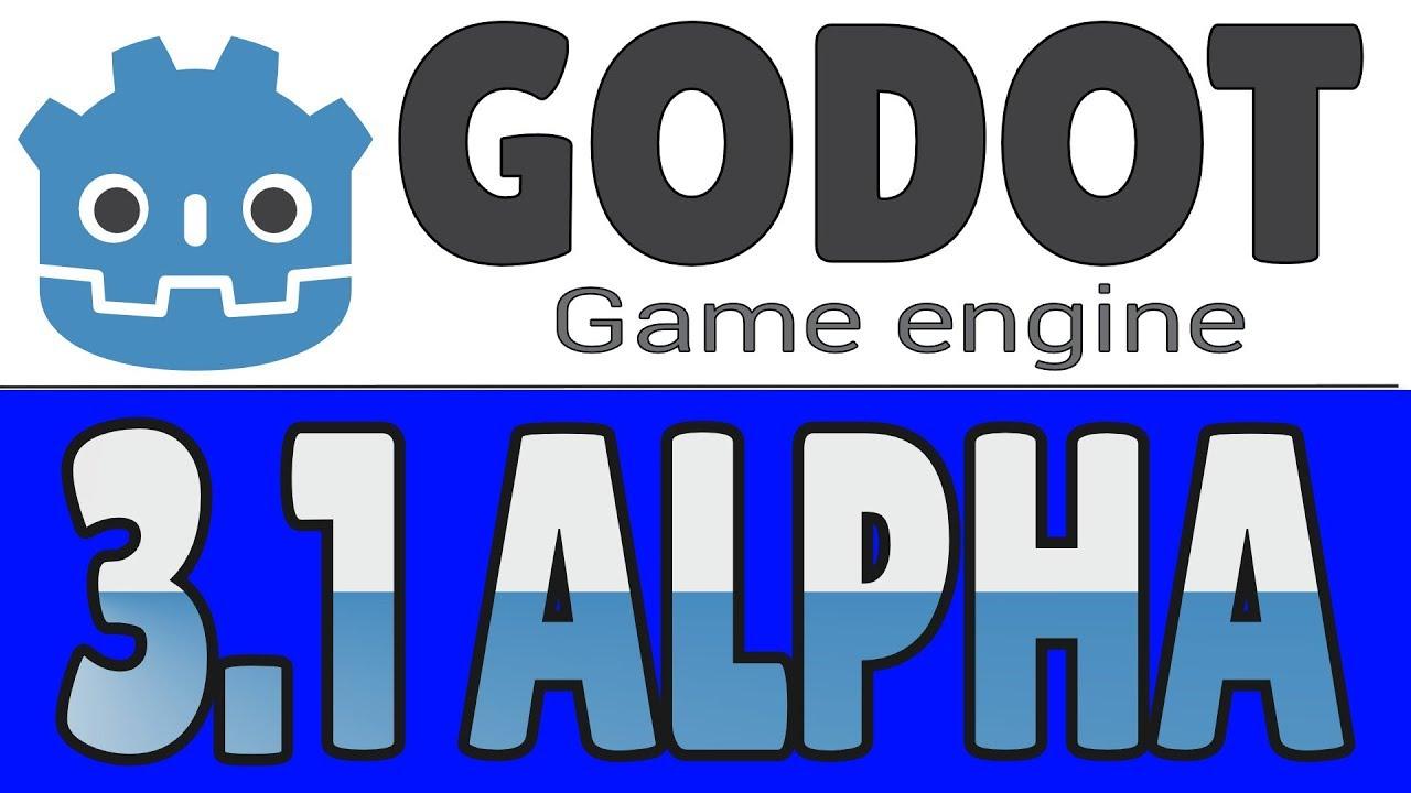Godot 3 1 Alpha