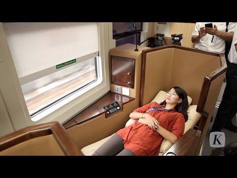 PT KAI Luncurkan Kereta Sleeper
