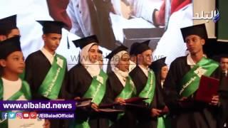 مصر الخير تكرم أحمد زويل ووزير التعليم .. فيديو وصور