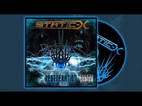 "STATIC-X to new album titled ""Project Regeneration"" teaser debuts plus guests..."