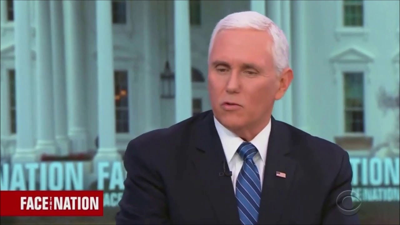 Mike Pence Compares Trump To MLK 'Both Inspired Us To Change'