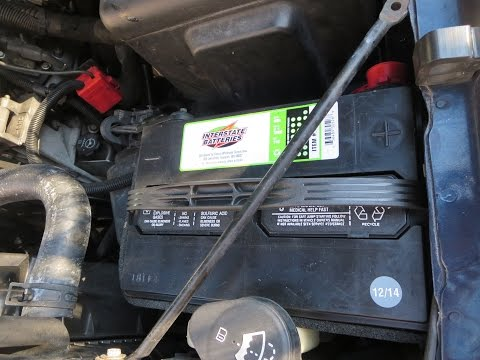 New Car battery @ Costco New deal