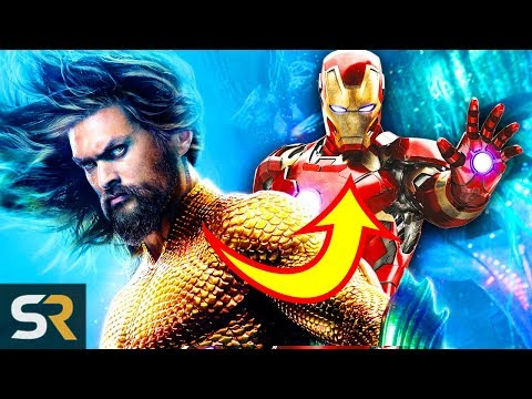 Six Degrees Of Separation: Jason Momoa And The Marvel Cinematic Universe |
