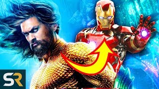 Six Degrees Of Separation: Jason Momoa And The Marvel Cinematic Universe