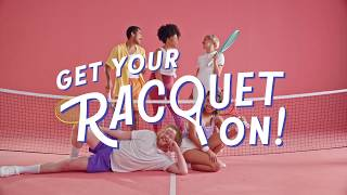 Open Court Sessions – no skill, no racquet, no mates required