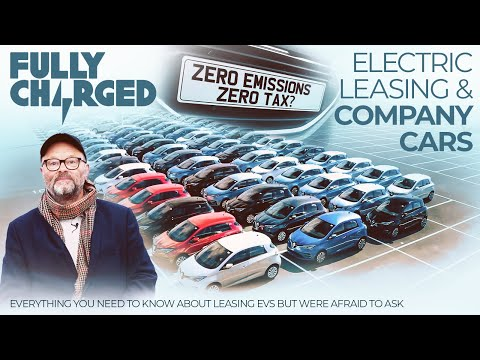Electric Leasing & Company Cars - Everything You Need To Know   100% Independent, 100% Electric