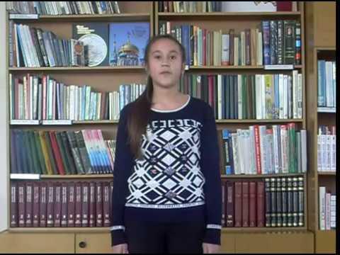 Изображение предпросмотра прочтения – АлисаПроценко читает произведение «Что такое хорошо и что такое плохо» В.В.Маяковского