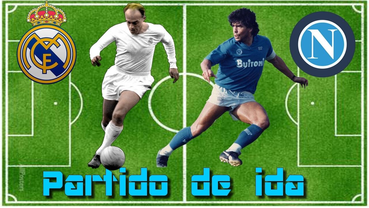 Fifa 2000 playstation real madrid 1956 vs napoli 1987 for Juego de real madrid