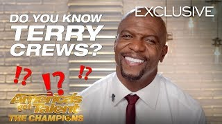 YO! Do You REALLY Know Terry Crews?! - America's Got Talent: The Champions