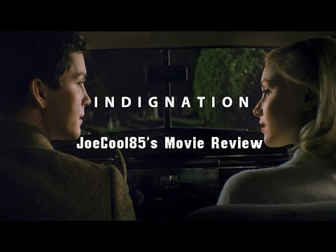 Indignation 2016: Joseph A. Sobora's Movie