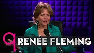 Renée Fleming On Success Stage Fright And Giving Up