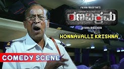 Kannada Comedy Scenes   Puneeth Rajkumar Teases Heroine Comedy   Ranavikrama Kannada Movie