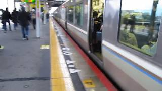 JR西日本 223系2000番台 普通 野洲行き 膳所駅 南草津駅  20181212