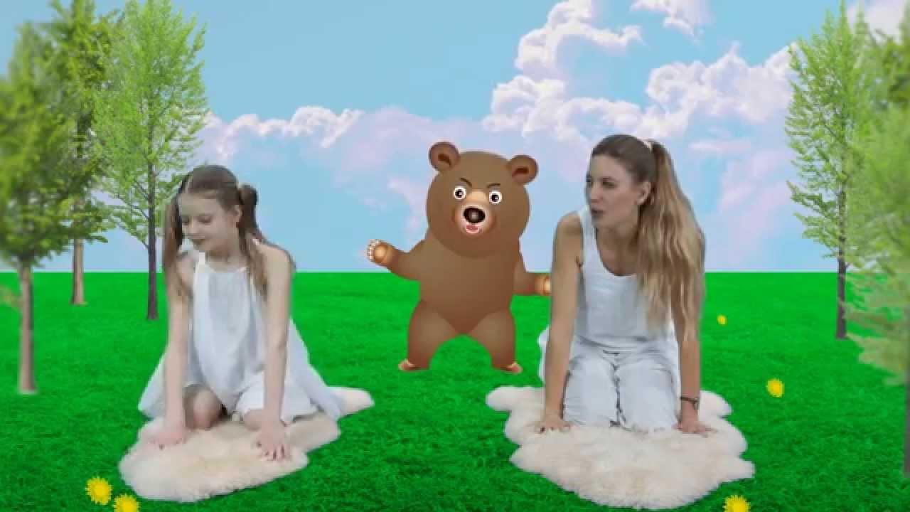 YogaRollinger Børneyoga Instruktionsvideo - Mit yogaeventyr: Lillebjørns fødselsdag