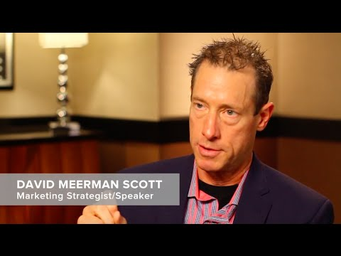 David Meerman Scott on Real-Time Marketing | Tony Robbins Business Mastery