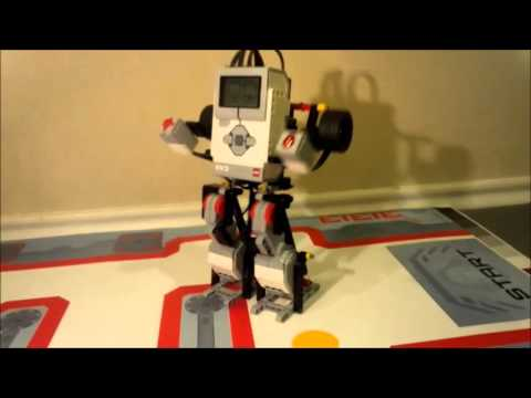 how to build a dancing robot