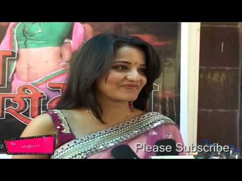 Bhojpuri Girl Huge Balloons Transparent Saree thumbnail