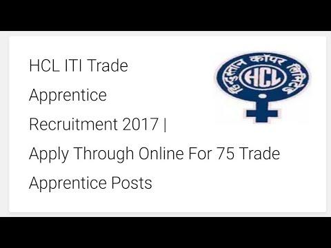Hindustan Copper Limited Recruitment 2017 – 75 ITI Trade Apprenticeship Posts | Apply Online