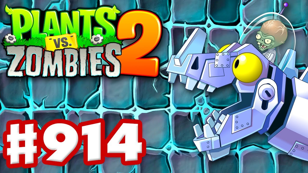 Raw Meal! Penny's Pursuit! - Plants vs. Zombies 2 - Gameplay Walkthrough Part 914