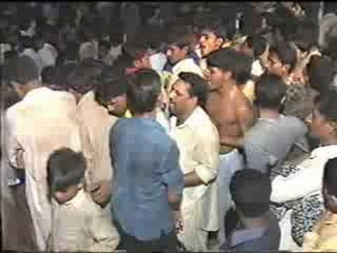NADEEM SARWAR IN CHINIOT(PART 2)