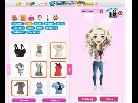 my mall world clothes