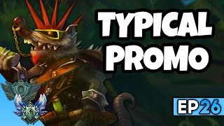 A Typical Promo Game - Twitch Gameplay Ep 26 Unranked to Diamond S7