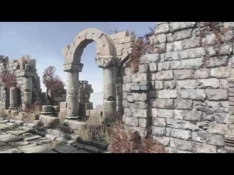 Dark Souls III: The Ringed City - Dragon Ruins Flythrough | PS4, X1, Steam