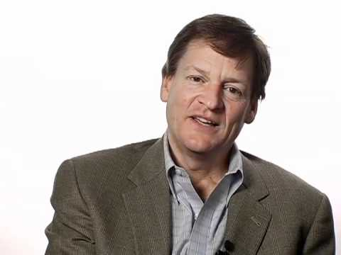 Michael Lewis on the Late 1990s Tech Boom--and Bust