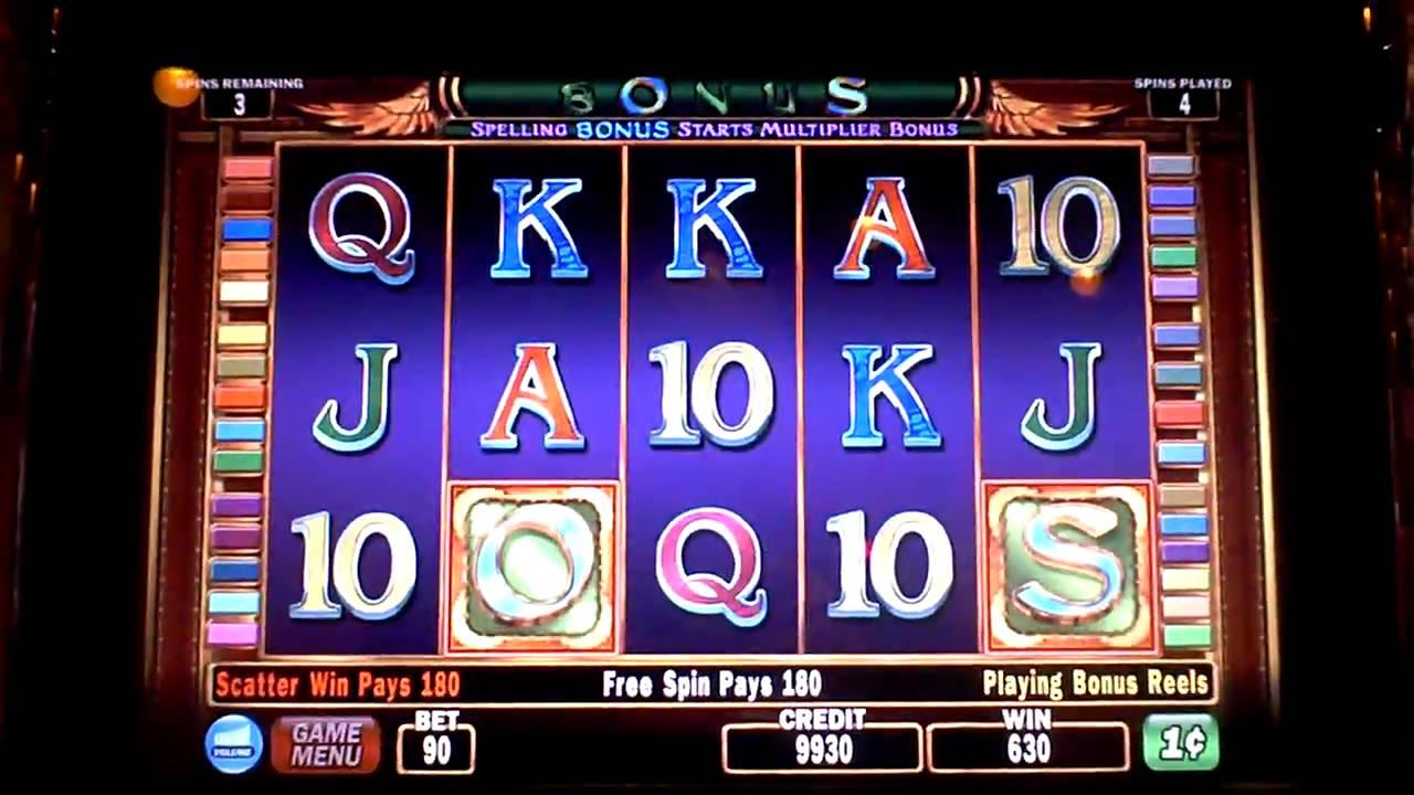 Sirens Slot Machine