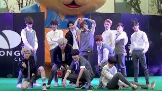 Millenium Boy Goodbye Contest Stage Cover K-POP Medley + Mansae (Seventeen) @Kongju Cover Dance 2015