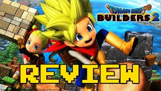 Dragon Quest Builders 2 Review (Video Game Video Review)